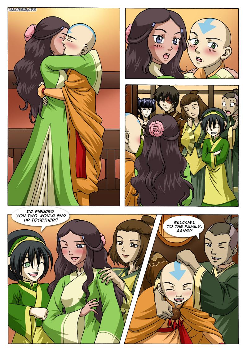 Avatar Hentai - The last Jizzbender page 2